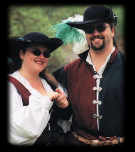 Medieval Trading Post - SCA costumes, banners, archery, belts, pouches and much more